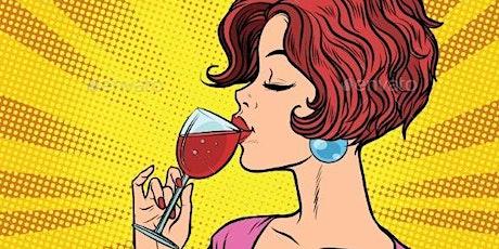 Female Expat - Wine O'Clock - Life, Work, Happiness, Headache abroad - No.4 tickets