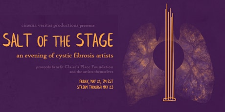 Salt of the Stage - An Evening with CF Artists tickets