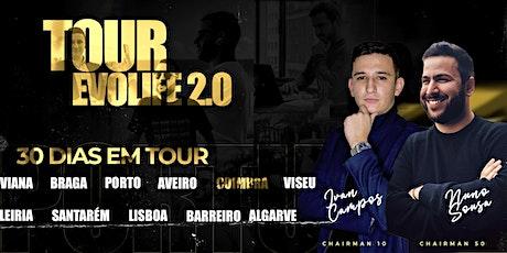 COIMBRA EVOLIFE 2.0 TOUR bilhetes