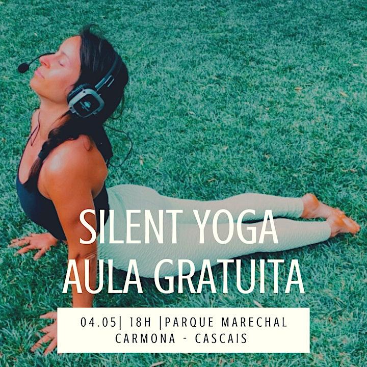 Imagem do evento Silent Yoga