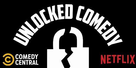 UNLOCKED COMEDY at Greenwich Village Comedy Club tickets