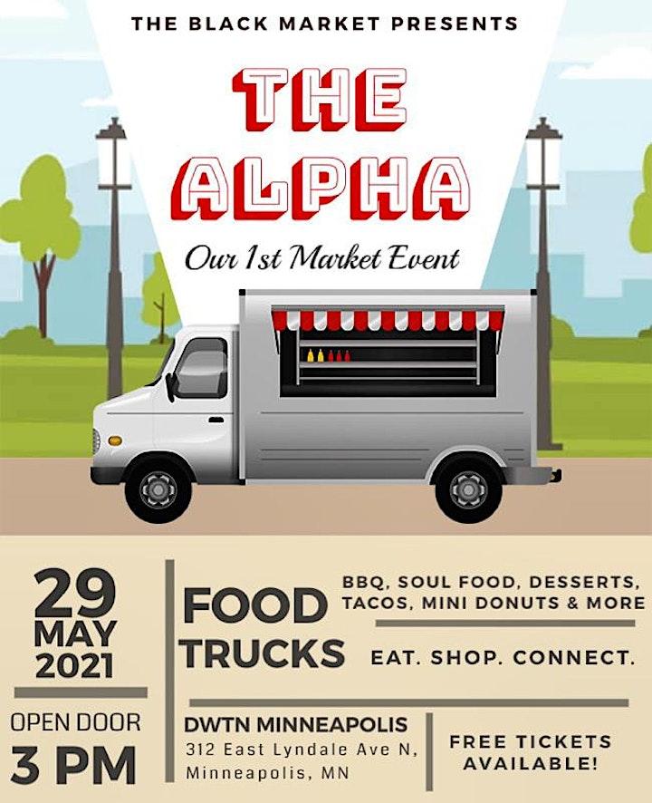 The Black Market Events image