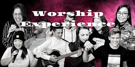WORSHIP EXPERIENCE entradas