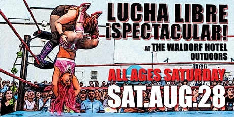 Lucha Libre Spectacular | ALL AGES tickets