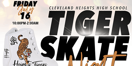 Tiger Skate Night! tickets