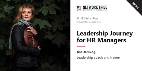 Leadership  Journey For HR Managers boletos