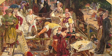 Manchester's Pre-Raphaelite Paintings, on Zoom, with Ed Glinert tickets