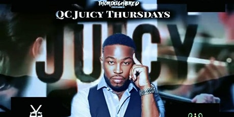 Pleasure P x QC Juicy Thursdays tickets