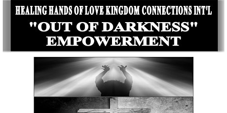 Out of Darkness Empowerment tickets