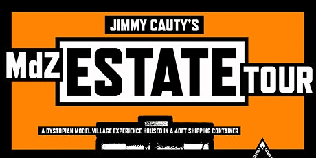 Jimmy Cauty's MdZ ESTATE Tour tickets