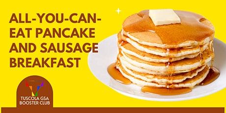 Tuscola Community All You Can Eat Pancake/Sausage Breakfast tickets
