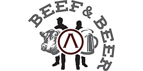 Duskin and Stephens Beef & Beer 2021 tickets