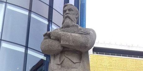 Marx & Engels in Manchester. Walkers of the World Unite! tickets