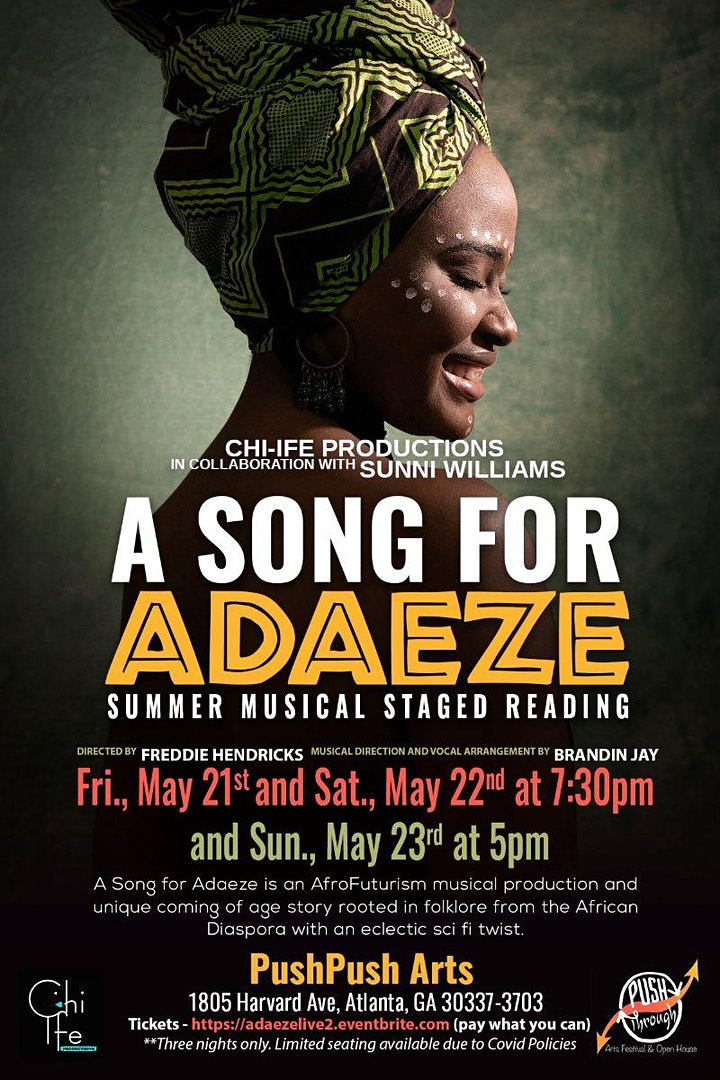 A Song for Adaeze - Musical Staged Reading image