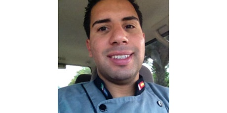 LIVE VIRTUAL COOKING CLASS WITH CHEF  MICHAEL JAENVEGA tickets