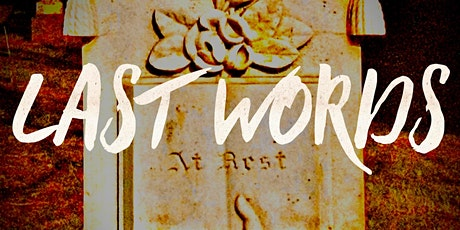 Last Words Metro Cemetery Concert Series LIVE ALBUM (Lone Fir Cemetery) tickets