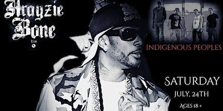 Krayzie Bone Of Bone Thugs N Harmony. Live In Denv tickets