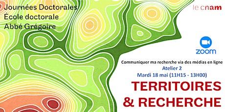 T & R - Atelier 2 - Le grand continent billets