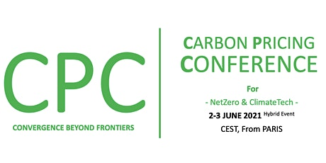 Carbon Pricing Conference I CPC 2021 tickets