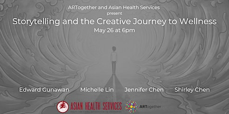 Storytelling and the Creative Journey to Wellness tickets