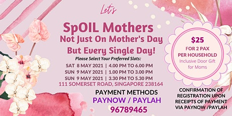 Mother's Day 2021 tickets