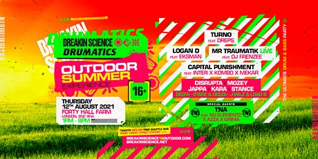 Breakin Science & Drumatics 16+ Outdoor Experience tickets