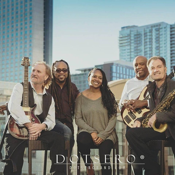 Funkin' on the Beach in Denver featuring: DOTSERO image