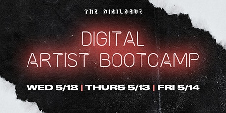 The Digital Artist Bootcamp powered by The Digilogue biglietti