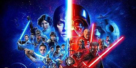 Movies Under The Stars - Star Wars tickets