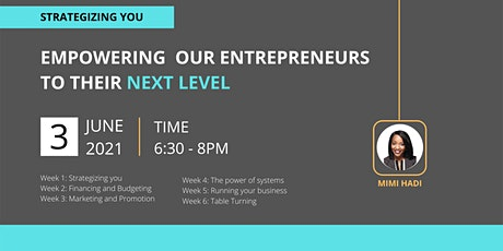 BUILDING BACK NEW YORK: Empowering our Entrepreneurs to their next level tickets