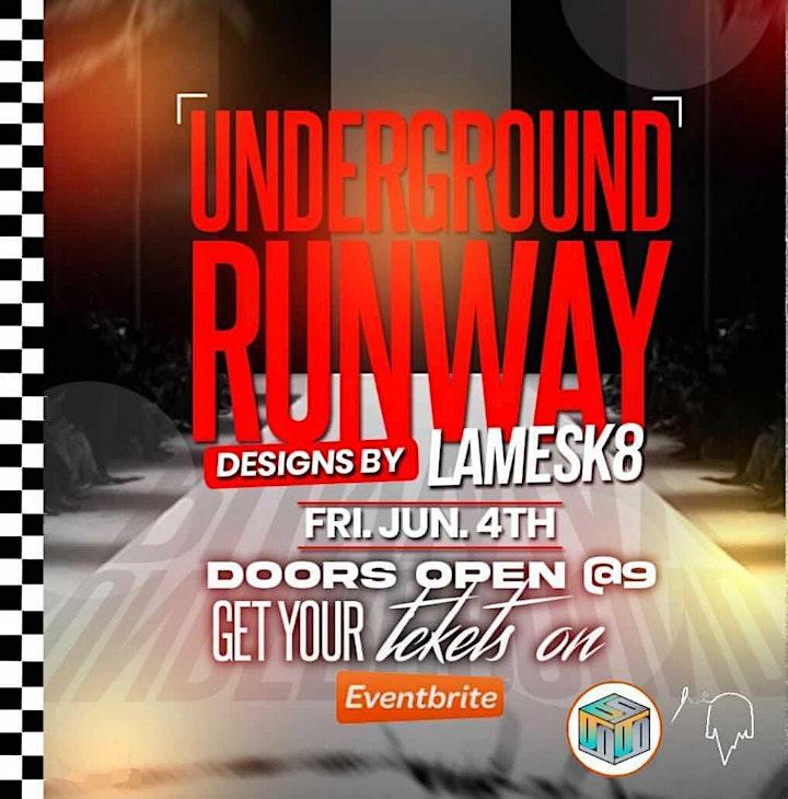 Underground runway image