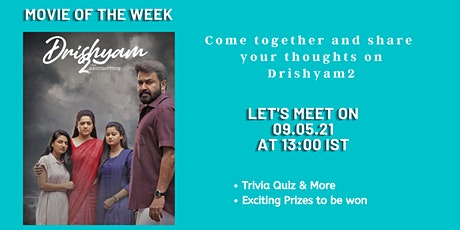 Drishyam 2 (Movie) Discussion tickets