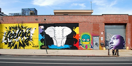 Brooklyn Street Art and Graffiti Walking Tour tickets