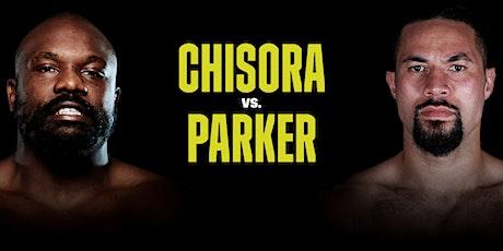 ONLINE-StrEams@!.Chisora v Parker LIVE ON 2021 tickets
