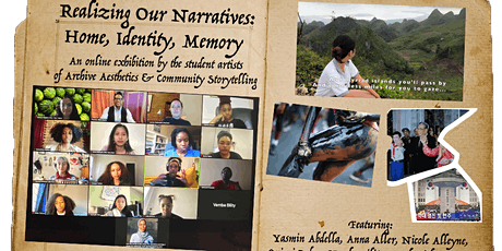 Realizing Our Narratives: Home, Identity, Memory tickets