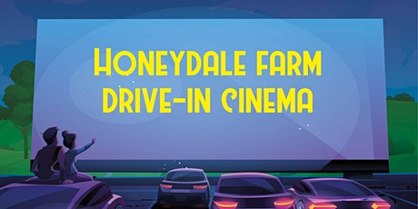 Jurassic Park (1993) (PG) Drive-in Cinema At Honeydale Farm tickets