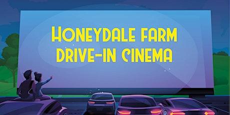 Jurassic Park (1993) (PG) Drive-in Cinema At Honeydale Farm tickets