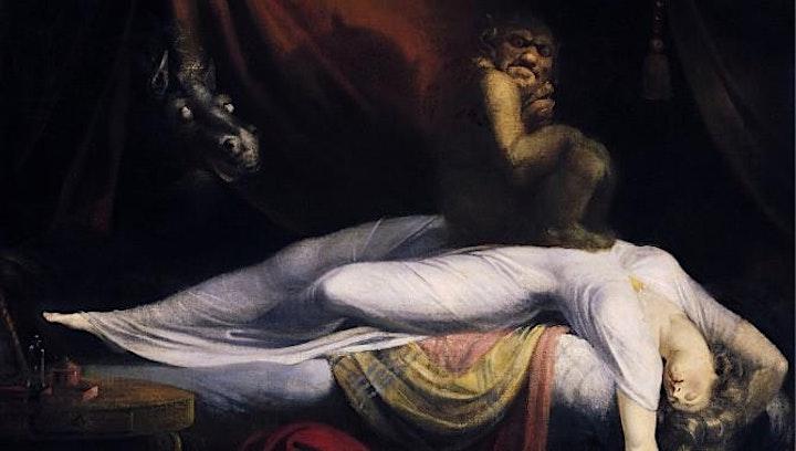 Image de Le roman gothique anglais (conférence en deux parties)