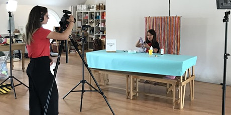 Makers & Shakers: Part 2 Tutorial Film Making Workshop tickets