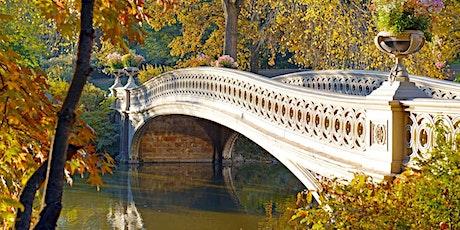 Central Park Date Walk (Spring Singles Stroll) tickets