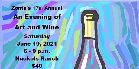 Zonta Art and Wine tickets