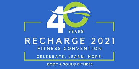RECHARGE 2021 Fitness Convention tickets