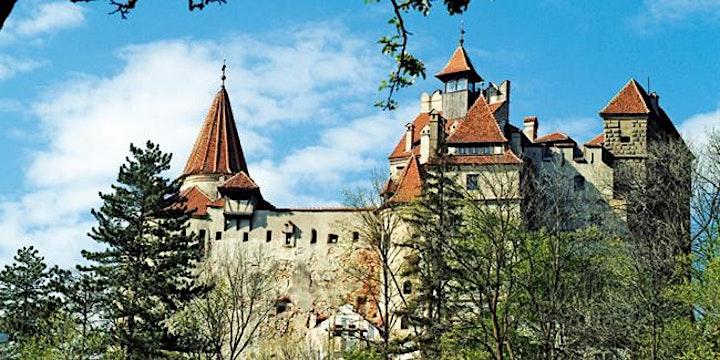Travel Virtually to Transylvania image
