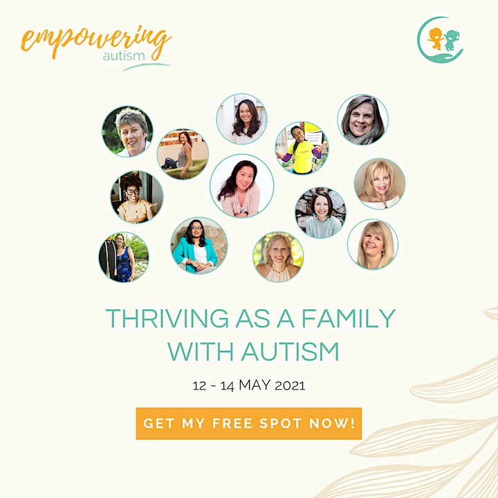 Empowering Autism Summit - Thriving As A Family With Autism image