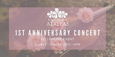 Las Azaleas | 1st Anniversary Concert tickets