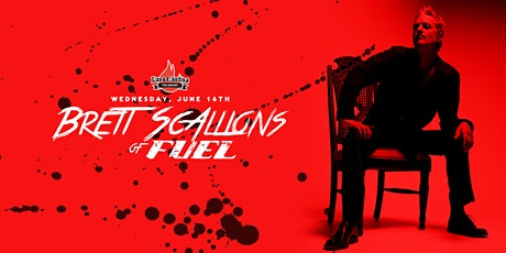 Bret Scallions of Fuel - Full Band Show LIVE at Lava Cantina tickets