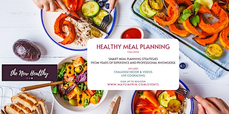 Healthy Meal Planning Made Easy! tickets