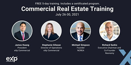 Commercial Real Estate Training tickets