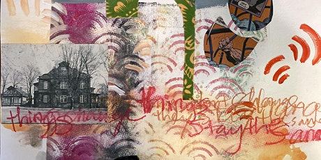 Gelli Plate Printing and Collage tickets
