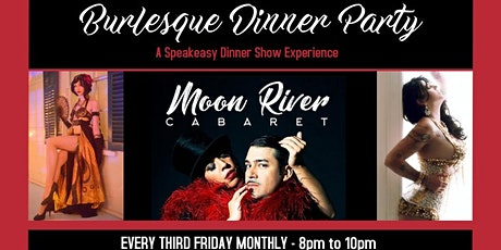Burlesque Dinner Party tickets